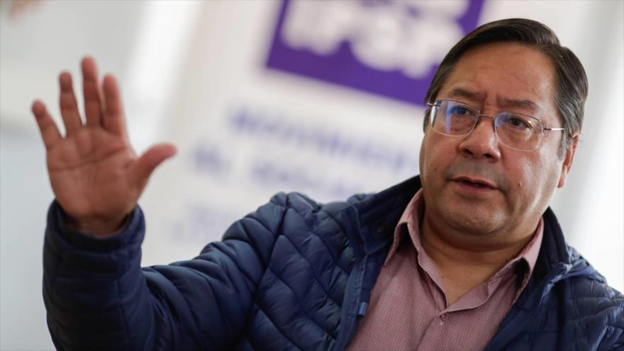 Arce promete restablecer lazos de Bolivia con Venezuela y Cuba | HISPANTV