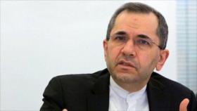 Irán reitera soberanía sobre tres islas en Golfo Pérsico