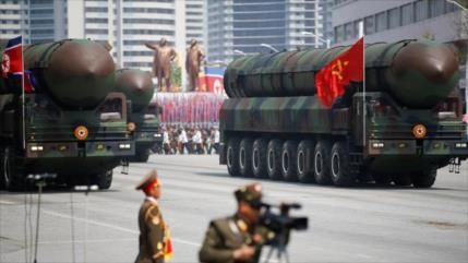 Seúl alerta: Pyongyang desarrolla armas más rápido de lo esperado