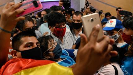 ¿Arce da oxígeno a la izquierda latinoamericana con la herencia de Morales?