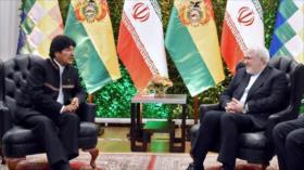 Irán felicita a Evo Morales triunfo electoral del MAS en Bolivia