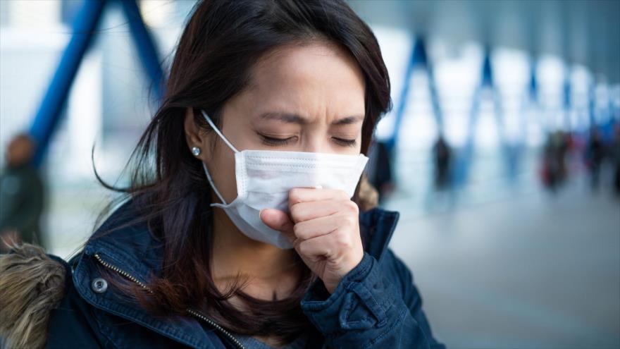 Los investigadores analizan cómo viajan las nubes de tos con el coronavirus.
