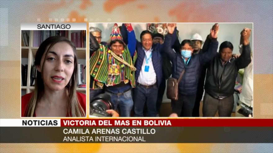 'Luis Arce puede recuperar desarrollo económico de Bolivia' | HISPANTV