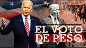 Detrás de la Razón: El voto latino podría inclinar la balanza en las presidenciales estadounidenses