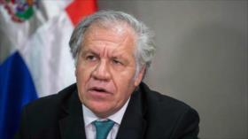 El Grupo de Puebla pide la renuncia de Luis Almagro
