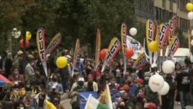 Embargo a Irán. Protestas en Colombia. Elecciones en Bolivia - Boletín: 21:30 - 21/10/2020