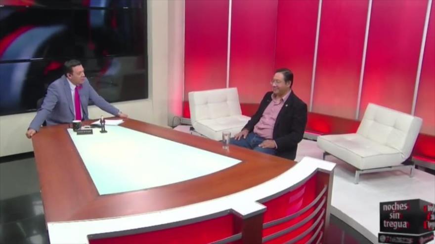 """Arce lamenta: """"Grupos felizmente marginales no acepten la derrota"""""""