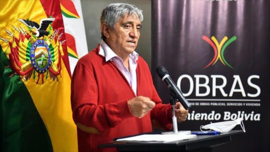 """Ministro admite: Postulación de Áñez en elecciones """"fue un error"""""""