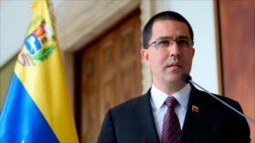 """Arreaza: la OEA es un """"disco rayado del fracaso"""" contra Venezuela"""