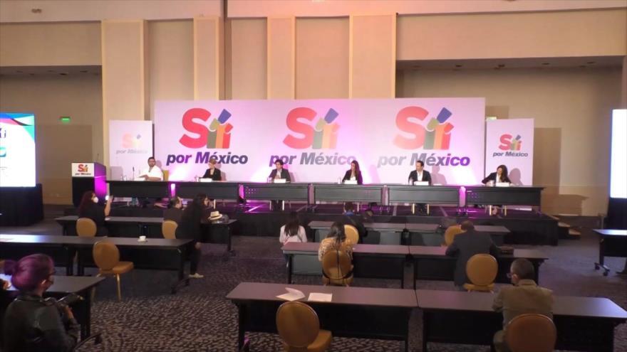 Civiles se organizan para participar en la vida política en México