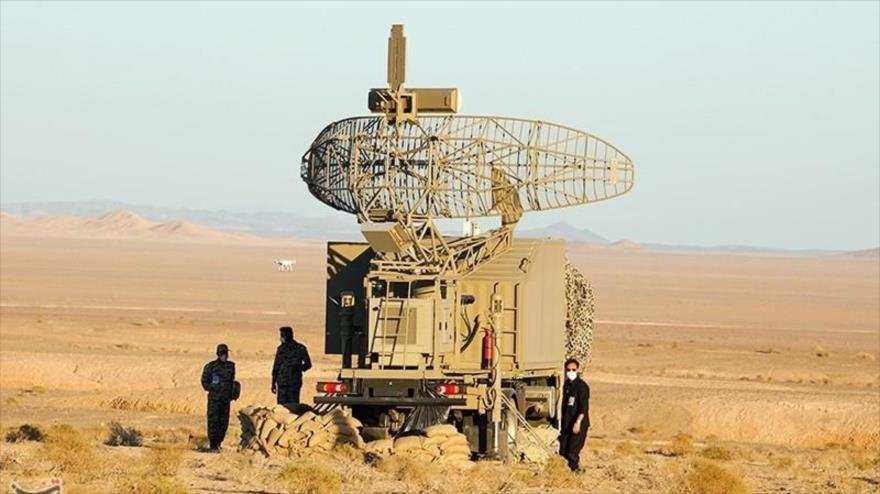 Concluyen las maniobras Modafean Aseman Valeyat 99 en Irán, 22 de octubre de 2020. (Foto: Tasnim)