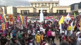 Embargo de armas a Irán. Comicios de Bolivia. Marcha contra Duque - Boletín: 12:30 - 22/10/2020