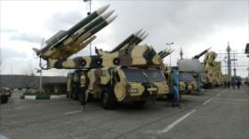 'Irán puede estar entre los 10 principales proveedores de armas'