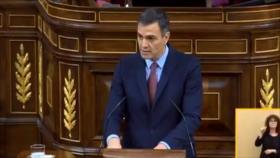 Fracasa la moción de censura de VOX contra Pedro Sánchez