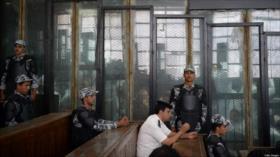 HRW denuncia: Egipto ejecuta a 49 presos en 10 días