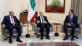 Maniobras de Irán. Hariri, premier libanés. Sanciones contra Cuba - Noticias Exprés: 19:30 - 22/10/2020