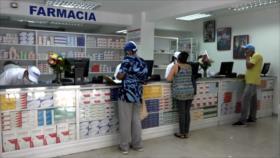 Farmacias con medicinas iraníes contra bloqueo en Venezuela