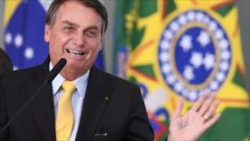 Bolsonaro insiste: Brasil no comprará vacuna china contra COVID-19