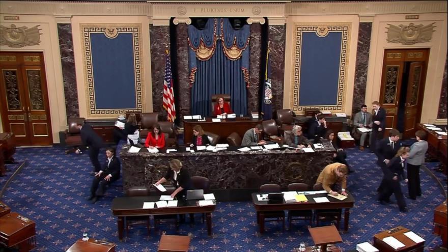 Senado de EEUU avanza hacia la confirmación de candidata de Trump