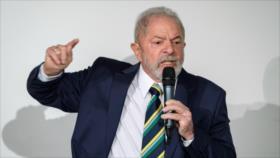 Lula pide destituir a Bolsonaro por no comprar vacuna china