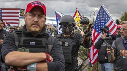 EEUU al borde de sufrir un golpe de Estado tras los comicios