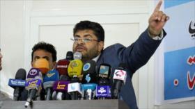 Ansarolá apoyará a Palestina en futuro enfrentamiento con Israel
