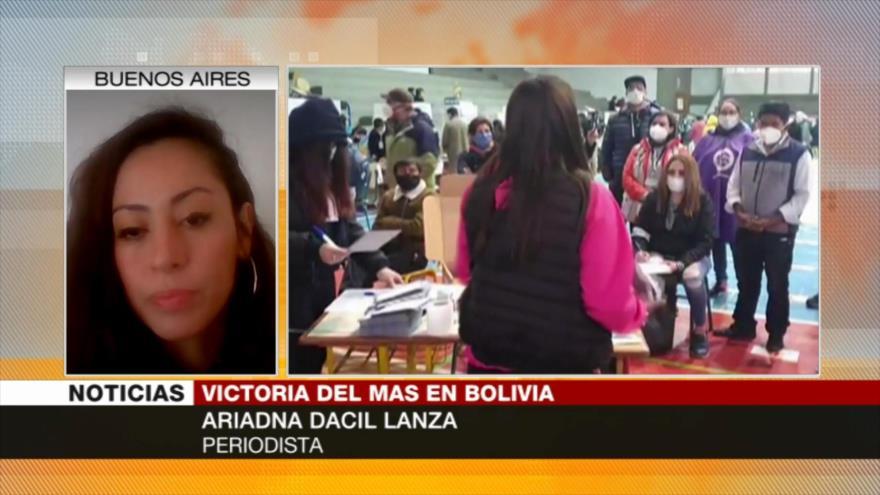 Lanza: Victoria del MAS muestra amplio apoyo al proceso de cambio   HISPANTV