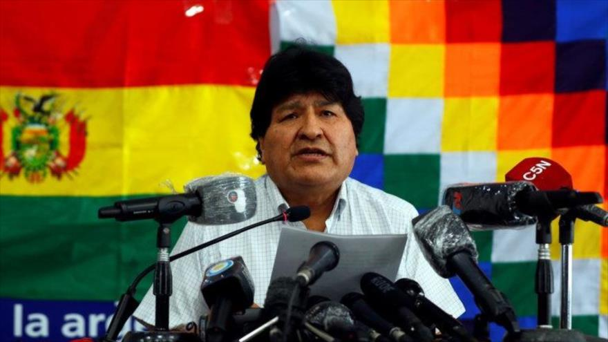 Morales: Triunfo rotundo de MAS refleja que no hubo fraude en 2019 | HISPANTV