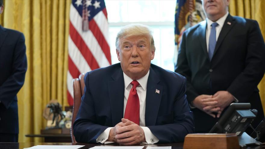 Trump anuncia que Israel y Sudán acordaron normalizar relaciones