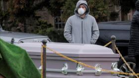 EEUU superaría medio millón de muertes por la COVID-19 en febrero