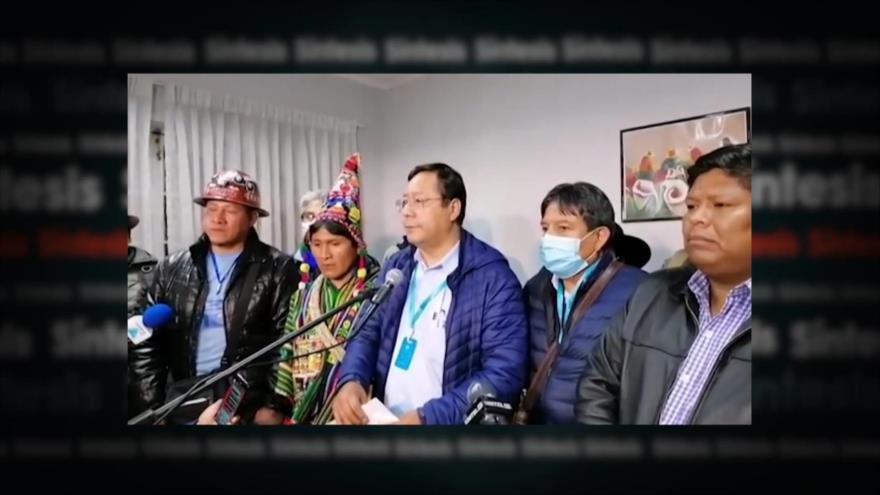 Síntesis: Comicios electorales en Bolivia