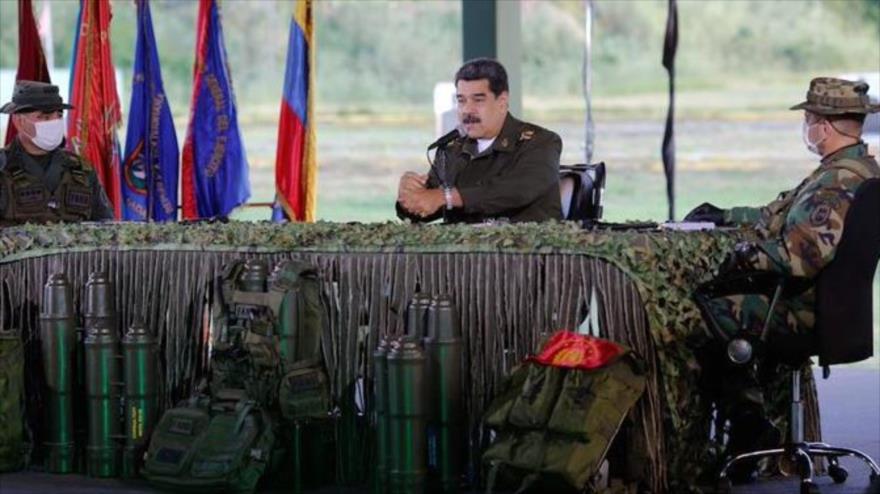 Venezuela anuncia una cooperación militar con Rusia, China e Irán
