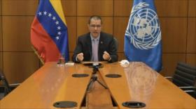 Venezuela denuncia que algunos países ignoran adrede a la ONU