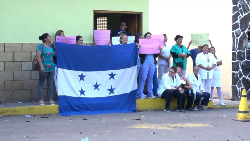 En Honduras denuncian la privatización del sistema de salud