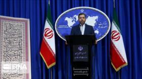 """Irán acusa a Francia de """"incitación al odio"""" hacia musulmanes"""