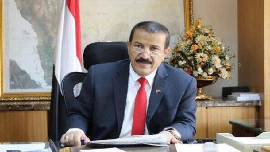 El canciller yemení, Hesham Sharaf Abdulá.