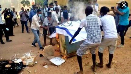 El Gobierno sudanés no tiene autoridad para normalización con Israel