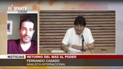Casado: Almagro es un operador de EEUU en América Latina