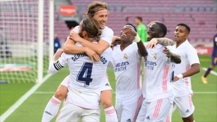 Real Madrid gana 3-1 al Barça en el Clásico en el Camp Nou
