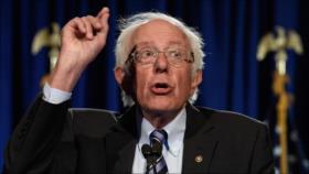'Trump debe ser derrotado'; Sanders lo culpa de 13 000 muertes en EEUU