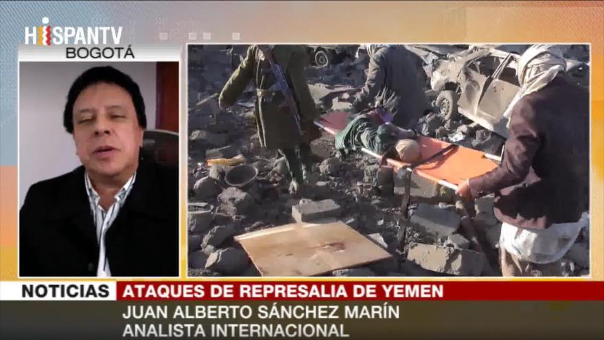 Sánchez Marín: Agredir a Yemen se volvió búmeran para Arabia Saudí   HISPANTV