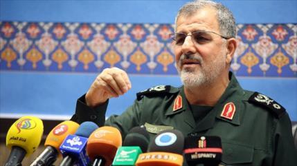 CGRI de Irán protege las fronteras en pleno conflicto Bakú-Erevan