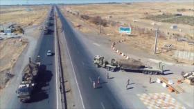 Irán despliega unidades en noroeste en pleno conflicto Bakú-Ereván