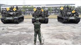 Exfuncionario de EEUU urge a Taiwán a invertir más en campo militar