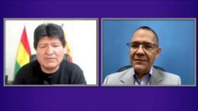 Morales advierte de planes de EEUU para el petróleo venezolano