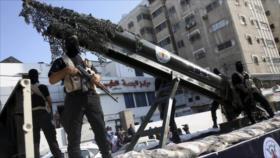 Resistencia bombardeará Tel Aviv si preso palestino pierde la vida