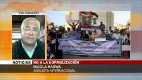 Hadwa: Normalización de lazos árabe-israelíes no tendrá larga vida