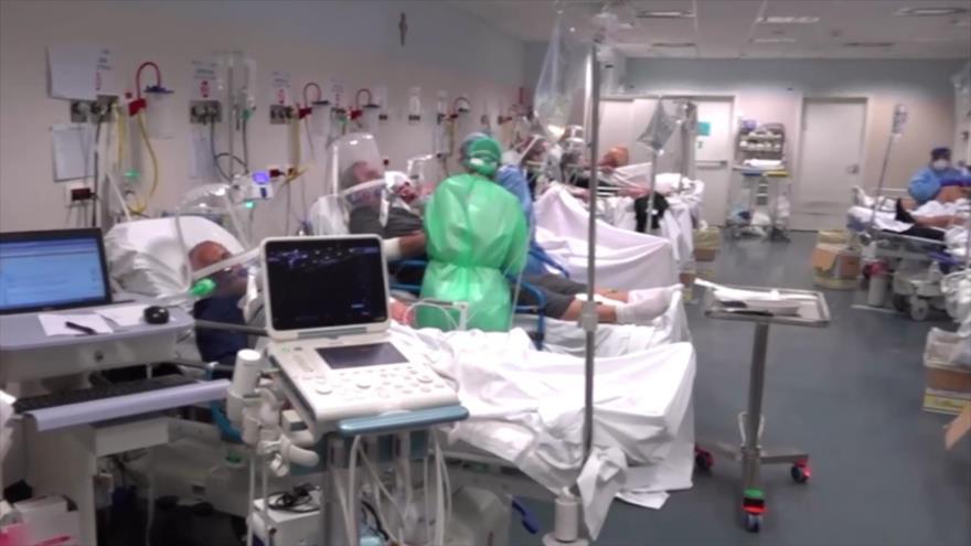 EEUU es el país con más contagios y muertes por COVID-19 | HISPANTV