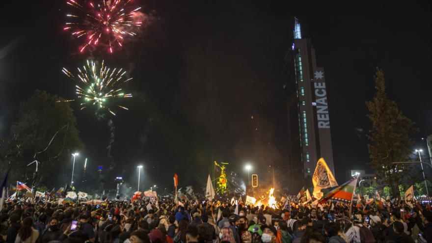 Satisfacción en América Latina por triunfo del plebiscito en Chile