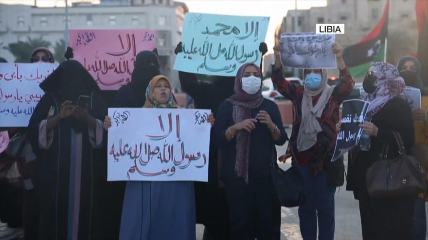 El mundo islámico carga contra declaraciones islamófobas de Macron | HISPANTV